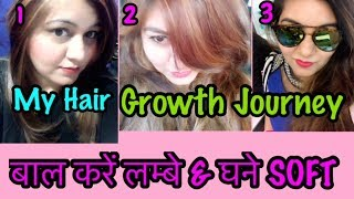 Miracle Home Remedy for Hair Fall & Dandruff | My Hair Growth Journey - Before & After