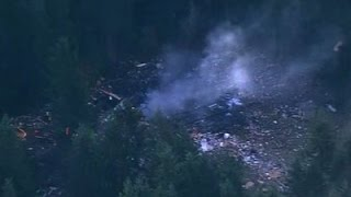 Raw- Home Leveled by Explosion in Washington News Video
