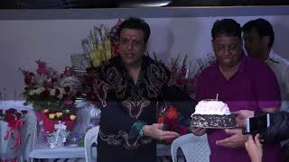 Actor Govinda Celebrates His 54th Birthday - Happy Birthday Govinda