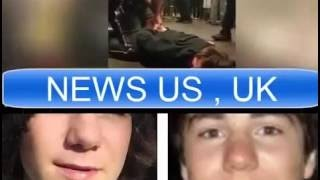 Drunk UConn student Luke Gatti refuses to leave cafeteria without