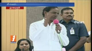 I Will Bring Godavari Water To Telangana | CM KCR | Pragathi Bhavan | iNews