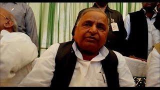 काले धन पर सरकार को सपा का समर्थन- मुलायम सिंह