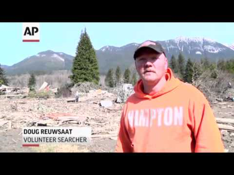 Death Toll Rises in Search of Mudslide Survivors News Video