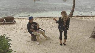 Justin Bieber Disses Selena Gomez By Serenading Hailey Baldwin On The Beach