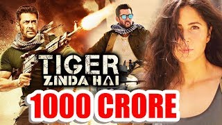 Tiger Zinda Hai Will CROSS 1000 Crore At Box Office, Tiger Zinda Hai To CLASH With Amazon Obhijaan