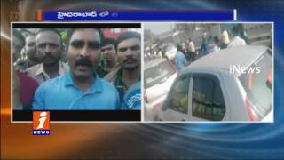 Ola And Uber Drivers Protest 50 Days Strike | iNews