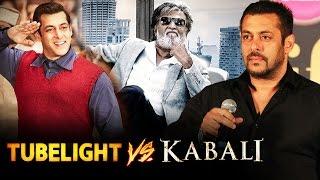 Salman's Tubelight Breaks Rajnikanth's Kabali RECORD, Salman Khan's Strategy For Tubelight