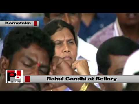 Rahul Gandhi - Congress always focused on women empowerment