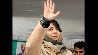 Mehbooba Mufti to take oath as J&K CM