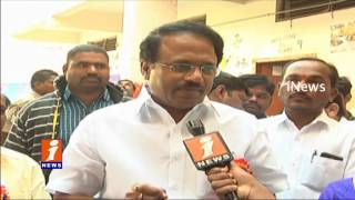 Health Minister Laxma Reddy Launches Pulse Polio Event Filmnagar At Hyderabad | iNews