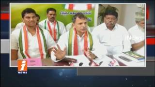 Congress Leader Tulasi Reddy Fires On Central And State Govt Over AP Special Status Issues | iNews