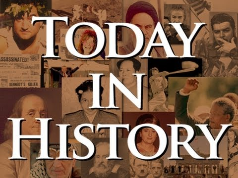 Today in History for October 8th News Video