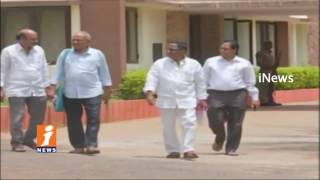TDP Leader Thota Nagesh Complaints To SIT On Minister Ganta Srinivasa Rao   Visakha   iNews