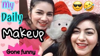 How I Get Ready for My YouTube Videos - Gone Funny #GRWM | JSuper Kaur Ft Cook With Monika