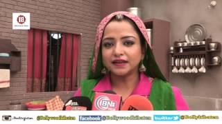 "Rupali Ganguly Interview On Tv Serial ""Badho Bahu"""