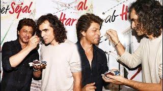Shahrukh Khan CELEBRATES Imtiaz Ali's Birthday At Jab Harry Met Sejal Trailer Preview