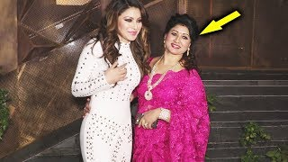 Urvashi Rautela's Mother Is As BEAUTIFUL As Her, Urvashi Celebrates Mom's Birthday
