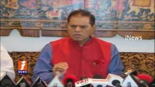 Maha Kumbabishekam To Be Held During Maha Shivaratri | T Subbarami Reddy | iNews