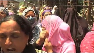 मेजर गोगोई को सम्मान देने पर NC की महिला कार्यकर्ताओं का जबरदस्त प्रदर्शन