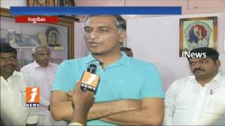 Telangana People Have Faith on TRS Govt | Face To Face with Harish Rao on TRS 3 Years Rule | iNews
