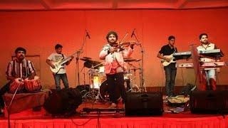 'Mahaganapathim' Abhijith P S Nair and Band Fusion Live Concert