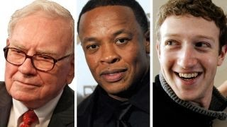 Billionaires bashed on the campaign trail