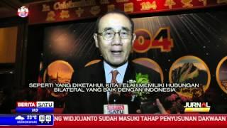 Taiwan Ingin Tingkatkan Kerjasama Ekonomi dengan Indonesia