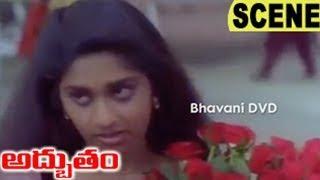 Ajith Accepts Shalini Love Proposal - Love Scene - Adbutham Movie Scenes