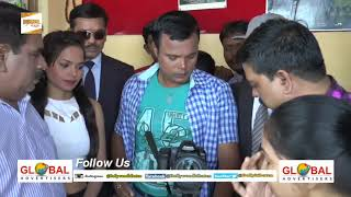 Producer & Director K.ALI KHAN & AARCHI Film 365 RATEIN Mahurat With Interview Shehzad Khan