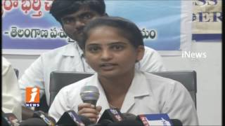 Minister Talasani Srinivas Yadav Meets Telangana Veterinary Students Association On May 25th   iNews