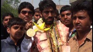 गोहाना के छोरे ने भूटान में 400 मीटर रेस में जीता गोल्ड