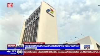 Pertamina akan Menandatangani Kontrak PSC untuk Blok Mahakam