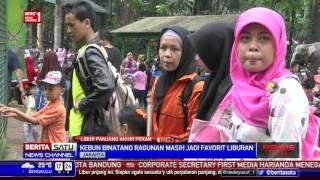 Harga Tiket Terjangkau, Ragunan Tujuan Favorit Warga Jakarta