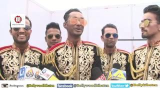 Ankit Tiwari & Siddharth Nigam At Malad Masti Festival 2017 - 1