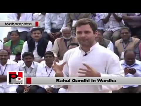 Rahul Gandhi - We brought the manifesto to the people, with the people