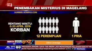 Polisi Bentuk Tim Khusus Ungkap Misteri Penembakan di Magelang