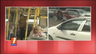 Passengers Facing Problems on Roads | iNews Road Show