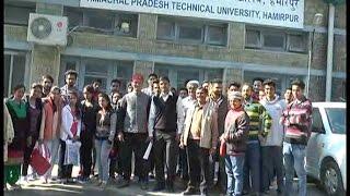 एनओसी के लिए सताए छात्रों ने ली उप कुलपति की शरण