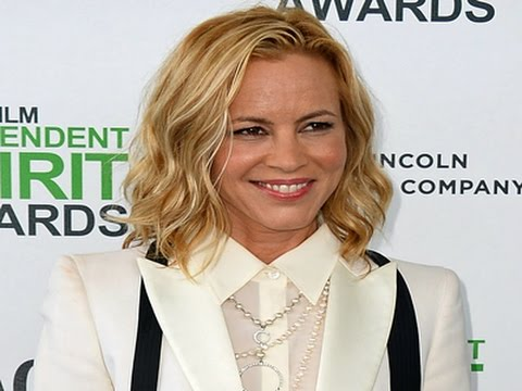 Maria Bello Says It's Ok to Not Have the Answers News Video