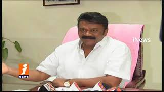 Minister Talasani Srinivas Yadav Comments On Congress Leaders Over Chalo Assembly | iNews