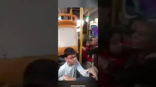 Gurugram - karni sena attacks school bus || padmaavat Ban ||