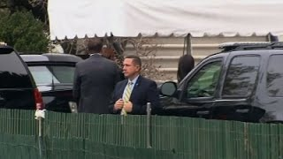 Obama Family Attends Easter Sunday Service News Video