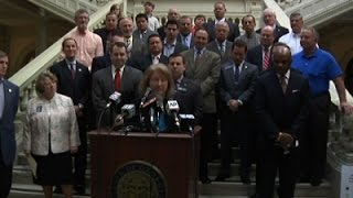 Ga. Conservative Groups Push To Repeal Veto News Video
