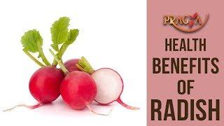 Health Benefits Of Radish | Dr. Vibha Sharma (Ayurveda & Panchkarma Expert)