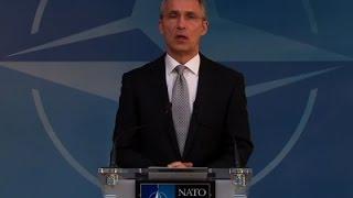NATO- Belgium Explosions a 'Cowardly Attack' News Video