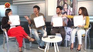 Next Nuvve Movie Team Funny Interview || Aadi Sai Kumar, Vaibhavi, Rashmi Gautam, Brahmaji