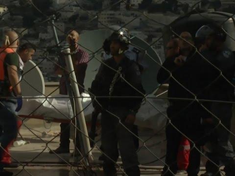 Israeli Police Kill Suspected Palestinian Gunman News Video