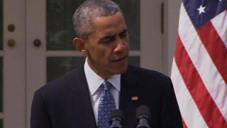 Obama, Trudeau Talk Islamic State, Environment