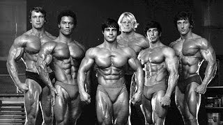Bodybuilding Motivation - Live Your Dream - Past & Present  &  Future Of Forever !