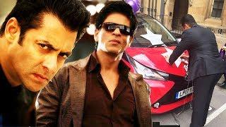 Shahrukh Khan In Dhoom 4 - Salman Khan OUT,  Salman Khan WORKS With Silver Star Diabetes Charity
